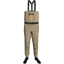 Patagonia Watermaster Chest-High Waders - Stockingfoot (For Men) in Marsh Green - Closeouts