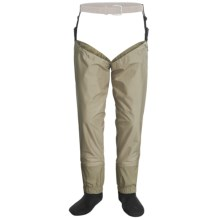 Patagonia Watermaster Hip High Waders in Marsh Green - Closeouts