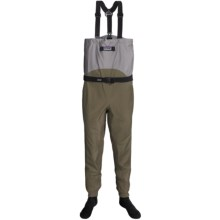 Patagonia Watermaster Waders - Stockingfoot (For Men) in Alpha Green - Closeouts