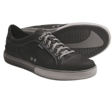 Patagonia Whino Lace Shoes - Hemp (For Men) in Black - Closeouts
