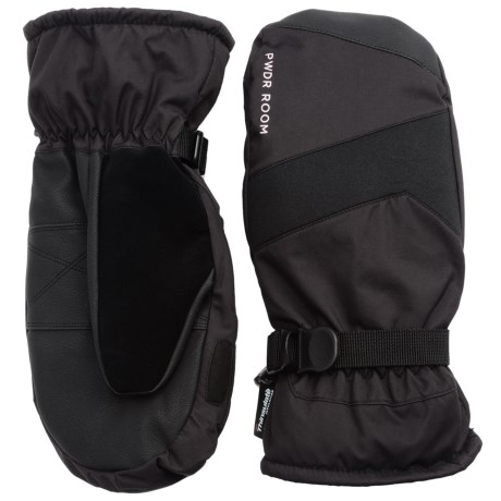 PDRM Core Mitt Thinsulate® Mittens - Insulated (For Women) in Black