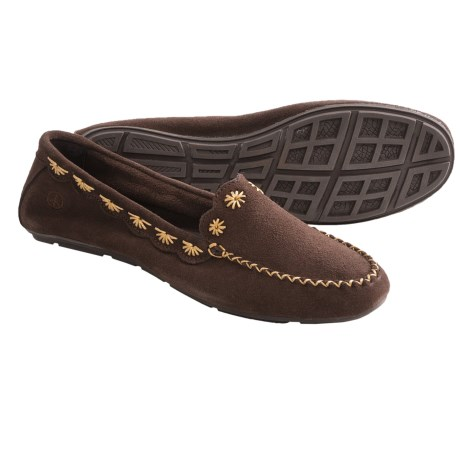 Peace Mocs Kate Shoes (For Women) in Chocolate