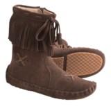Peace Mocs Tina Boots (For Women)
