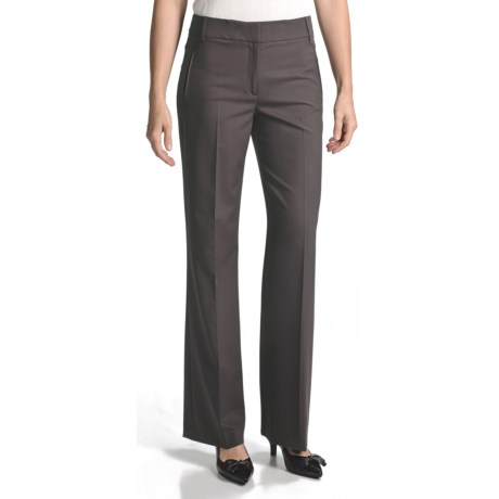 Peace of Cloth Panticular Isabella Pants - Monaco Twill (For Women) in Brown