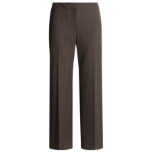 Peace of Cloth Panticular Morgan Pants - Heather Stripe (For Women) in Copper - Closeouts