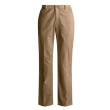 Peace of Cloth Panticular Pants - Feathered Corduroy, Five Pocket (For Women) in Camel - Closeouts