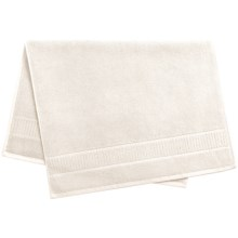 Peacock Alley Dublin Bath Mat - Egyptian Cotton in Ivory - Overstock