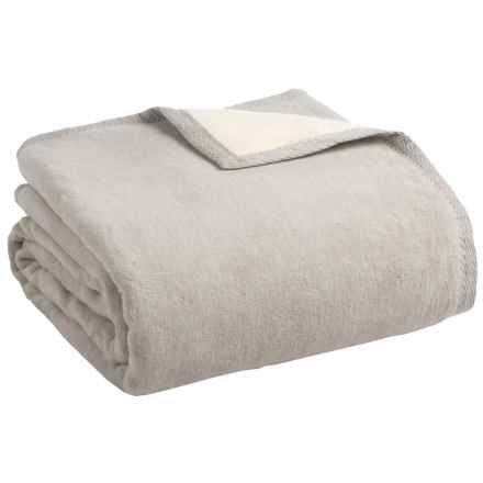 Peacock Alley Four Season Reversible Egyptian Cotton Blanket - King in Flint - Overstock