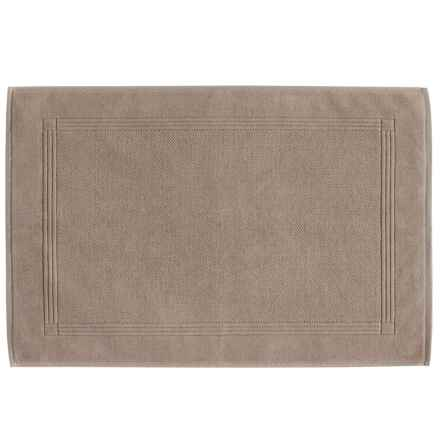 "Peacock Alley Jubilee Bath Mat - 22x34"" in Driftwood - Closeouts"