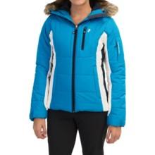 Peak Performance Alta Ski Jacket - Waterproof, Insulated (For Women) in Mosaic Blue - Closeouts