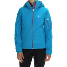 Peak Performance Anima Ski Jacket - Waterproof, Insulated (For Women) in Mosaic Blue - Closeouts