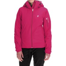 Peak Performance Anima Ski Jacket - Waterproof, Insulated (For Women) in Passion - Closeouts