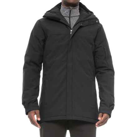 Peak Performance Aston Jacket - Insulated (For Men) in Black - Closeouts
