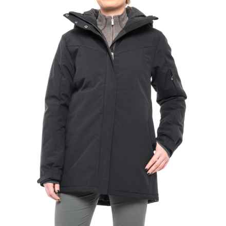 Peak Performance Astrid Jacket - Insulated (For Women) in Black - Closeouts
