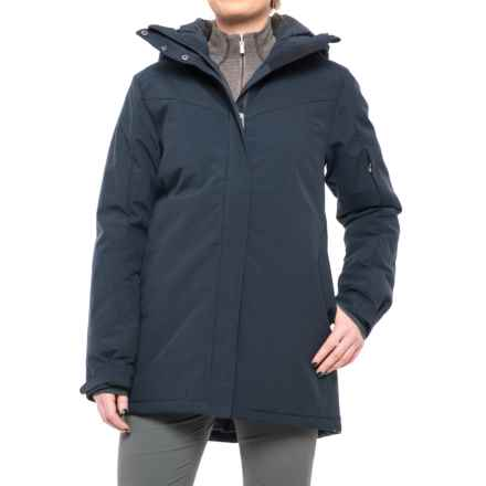 Peak Performance Astrid Jacket - Insulated (For Women) in Saluteblue - Closeouts