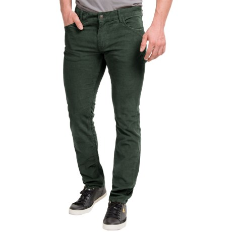 Peak Performance Barrow Corduroy Pants Slim Fit (For Men)