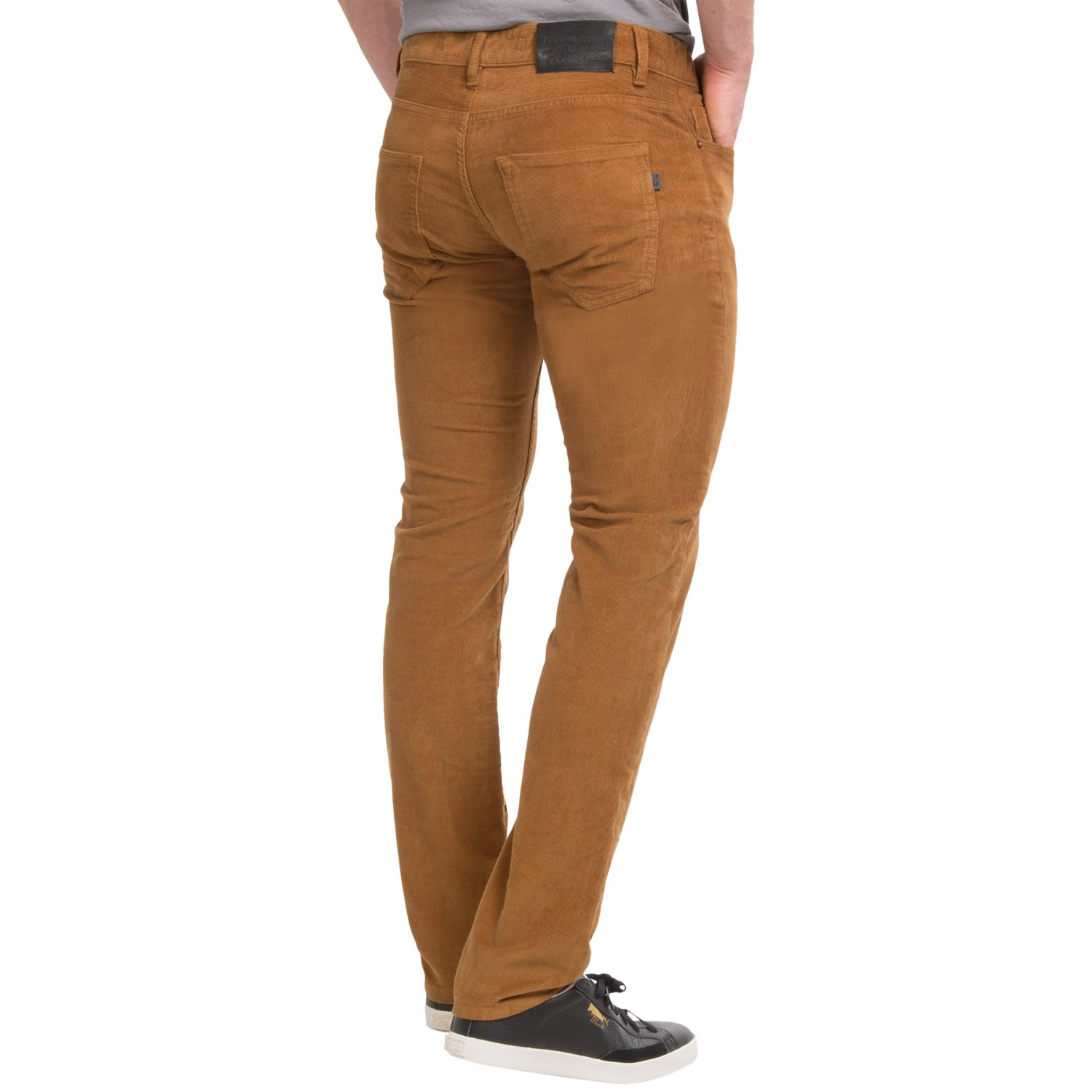 Peak Performance Barrow Corduroy Pants (For Men) - Save 59%