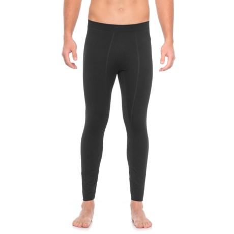 Peak Performance Base Layer Leggings (For Men) in Black
