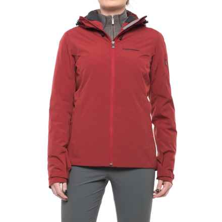 Peak Performance Blaze Ski Jacket - Waterproof, Insulated (For Women) in Dustywine - Closeouts
