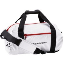 Peak Performance Detour Duffel Bag - 35L in White - Closeouts
