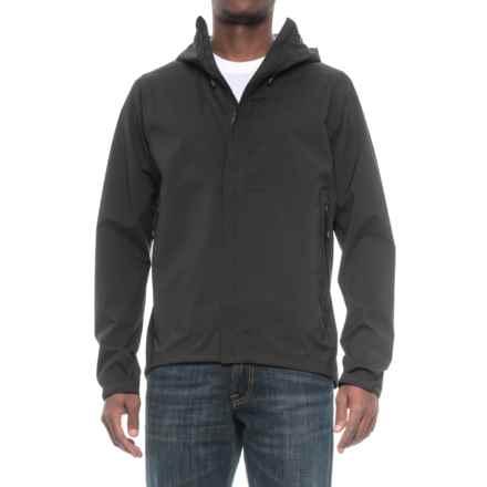 Peak Performance Driz Jacket - Waterproof (For Men) in Black - Closeouts