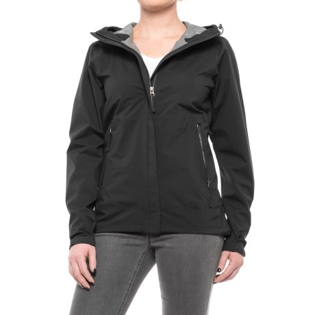 Peak Performance Driz Jacket - Waterproof (For Women) in Black