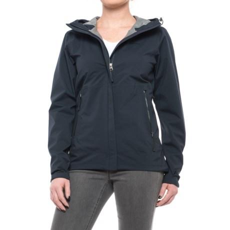 Peak Performance Driz Jacket - Waterproof (For Women) in Saluteblue