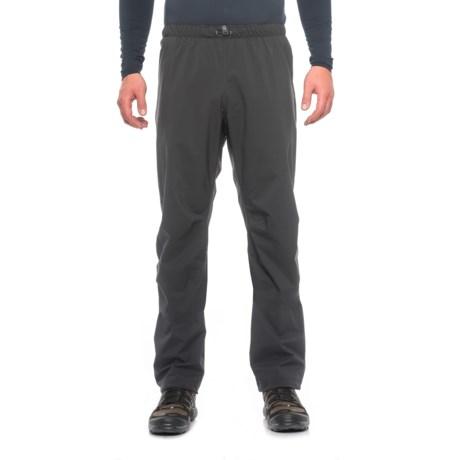 Peak Performance Driz Pants - Waterproof (For Men) in Black