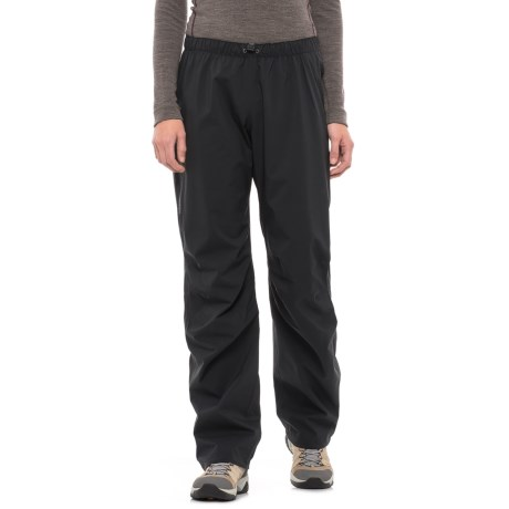 Peak Performance Driz Pants - Waterproof (For Women) in Black