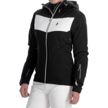 Peak Performance Durango Ski Jacket - Waterproof, Insulated (For Women) in Black - Closeouts