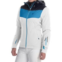 Peak Performance Durango Ski Jacket - Waterproof, Insulated (For Women) in Offwhite - Closeouts