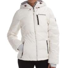 Peak Performance Elbrus Down Ski Jacket - 650 Fill Power (For Women) in Offwhite - Closeouts