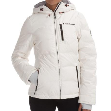 Peak Performance Elbrus Down Ski Jacket 650 Fill Power (For Women)