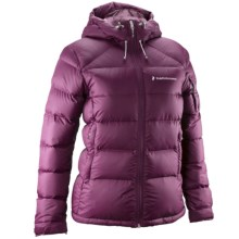 Peak Performance Frost Down Jacket - 700 Fill Power (For Women) in Dark Passion - Closeouts