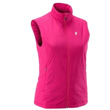 Peak Performance Golf Winton Vest - Reversible, Insulated (For Women) in Super Pink - Closeouts