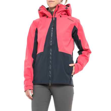 Peak Performance Grace Ski Jacket - Waterproof (For Women) in Bloodpink - Closeouts