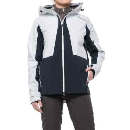 Peak Performance Grace Ski Jacket - Waterproof (For Women) in White - Closeouts