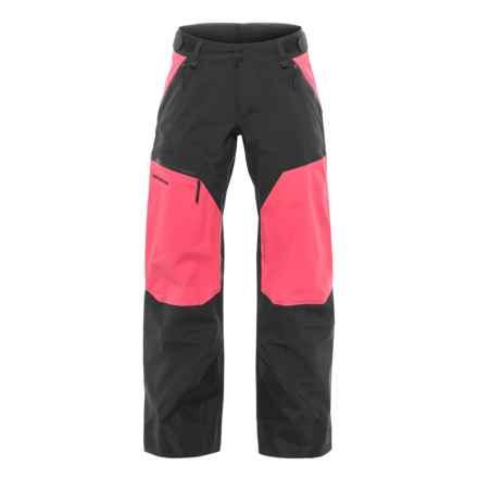 Peak Performance Grace Ski Pants - Waterproof (For Women) in Bloodpink - Closeouts