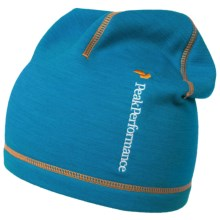 Peak Performance Heli Alp Beanie (For Men and Women) in Mosaic Blue - Closeouts