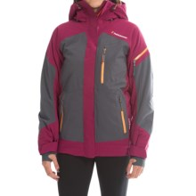 Peak Performance Heli Chilkat Ski Jacket - Waterproof, Insulated (For Women) in Dark Passion - Closeouts