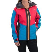 Peak Performance Heli Gravity Gore-Tex® Ski Jacket - Waterproof (For Women) in Multi Color. A - Closeouts