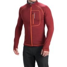 Peak Performance Heli Mid Jacket - Full Zip (For Men) in Red Raven - Closeouts
