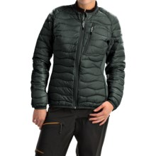 Peak Performance Helium Down Jacket - 700 Fill Power (For Women) in Skiffer - Closeouts
