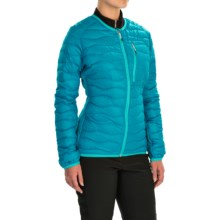 Peak Performance Helium Down Jacket - 700 Fill Power (For Women) in Turquoise - Closeouts