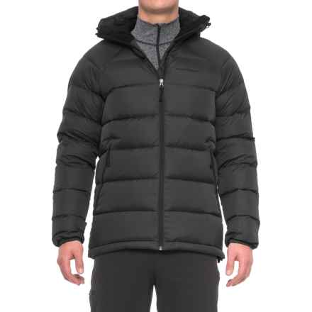 Peak Performance Ilma Down Jacket - 500 Fill Power (For Men) in Black - Closeouts