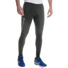 Peak Performance Lavvu Running Tights (For Men) in Black - Closeouts