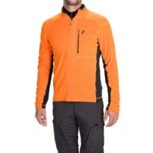 Peak Performance Lead Microfleece Jacket - Polartec® (For Men) in Monk Orange - Closeouts