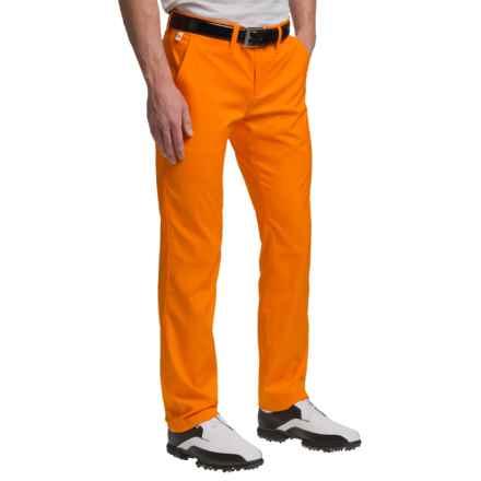 Peak Performance Maxwell Golf Pants (For Men) in Calendula - Closeouts