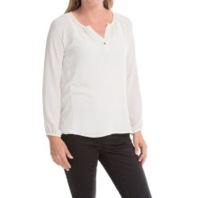 Peak Performance Nanna Shirt - Long Sleeve (For Women) in Offwhite - Closeouts