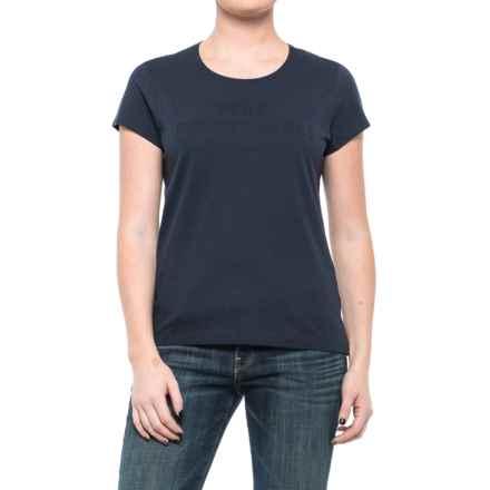 Peak Performance Paula T-Shirt - Short Sleeve (For Women) in Saluteblue - Closeouts